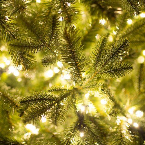 Световые елки